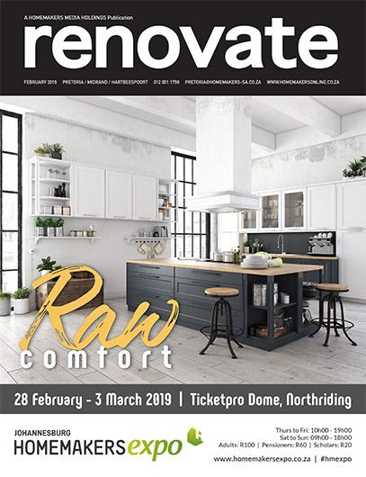 renovate Pretoria